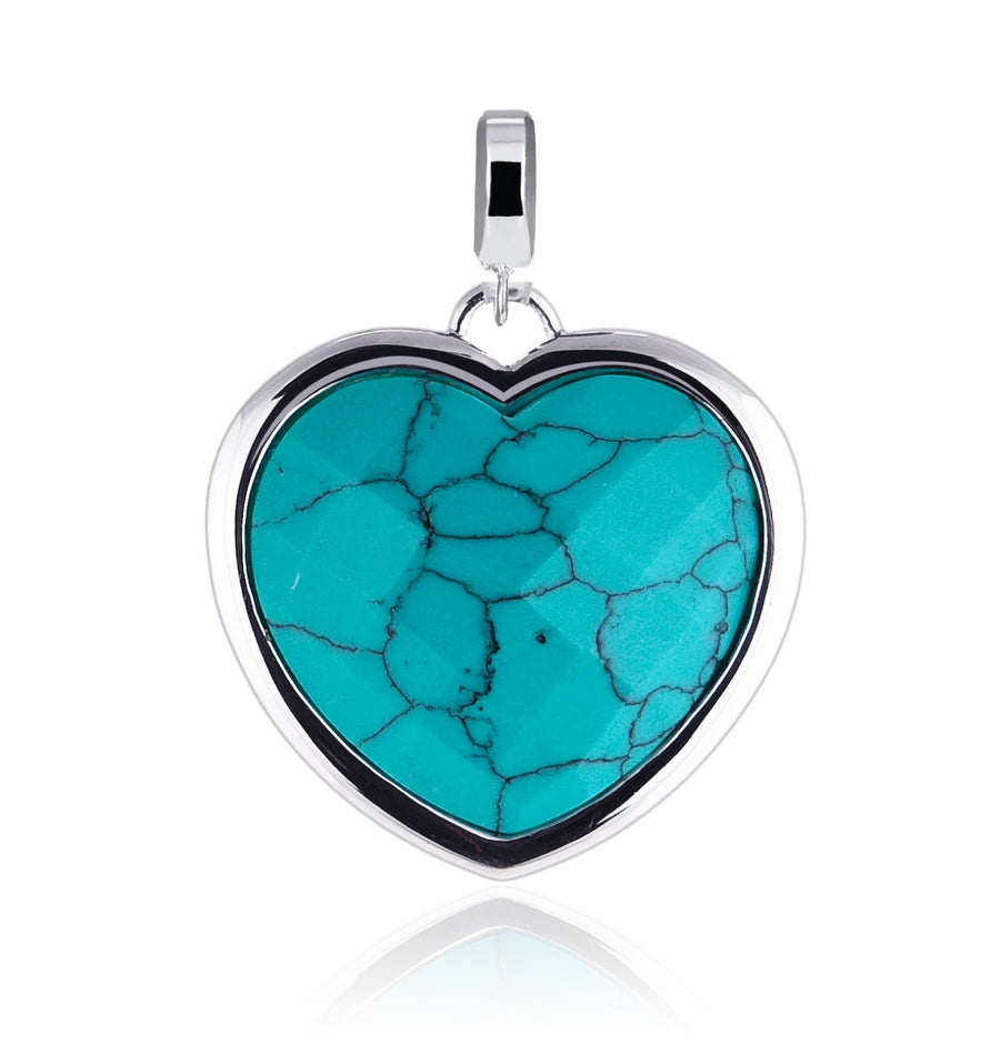 Last one! Turquoise Loyal Pendant