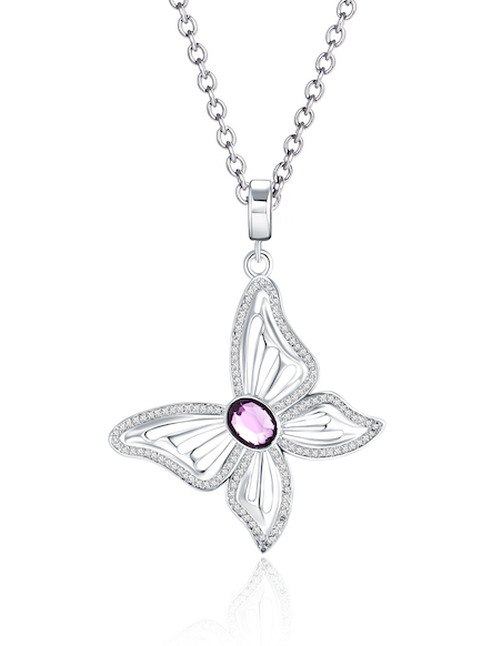 Wings of Love Petite Pendant - $10 Kids Can Donation!