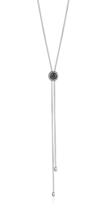 Kagi Neptune Lariat Necklace*