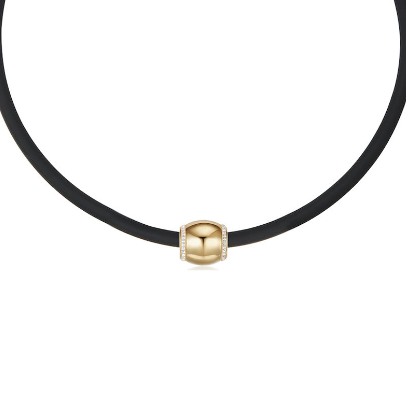 Gold Finesse Necklace