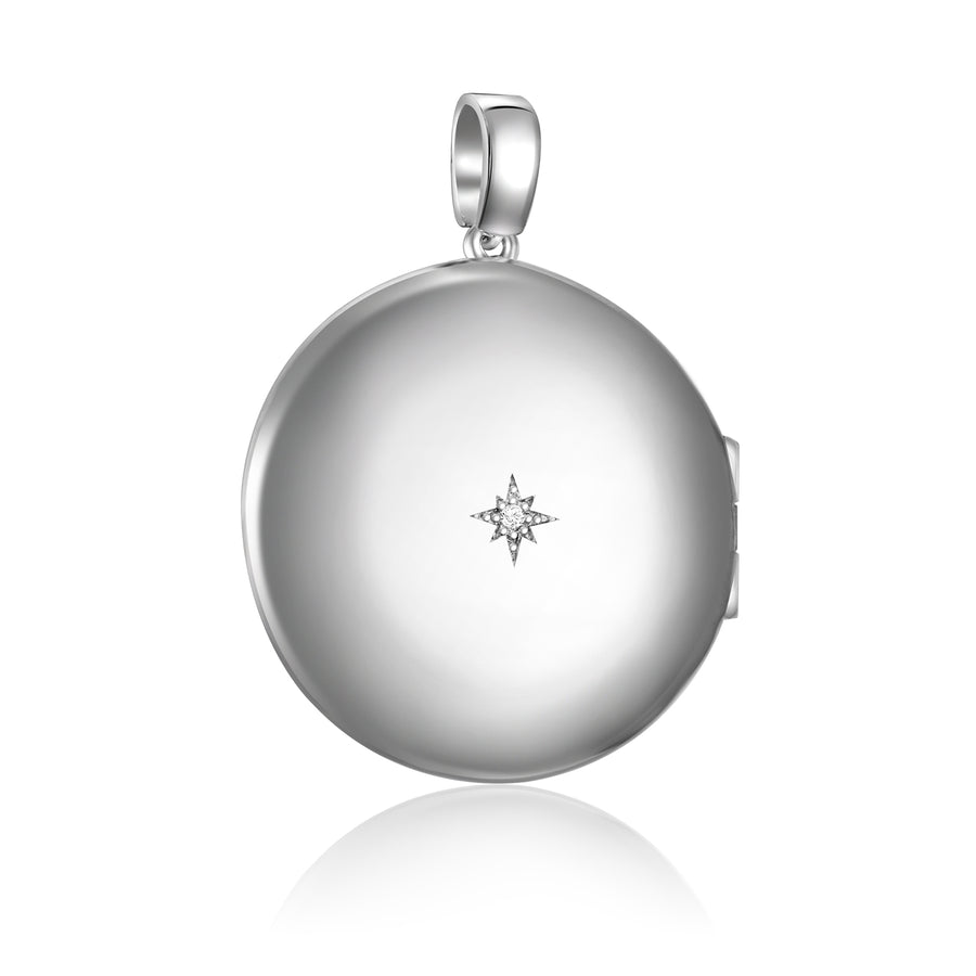 LIMITED STOCK! Stella Locket Pendant
