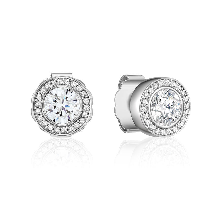 Crystal Orbit Studs (3926680502358)