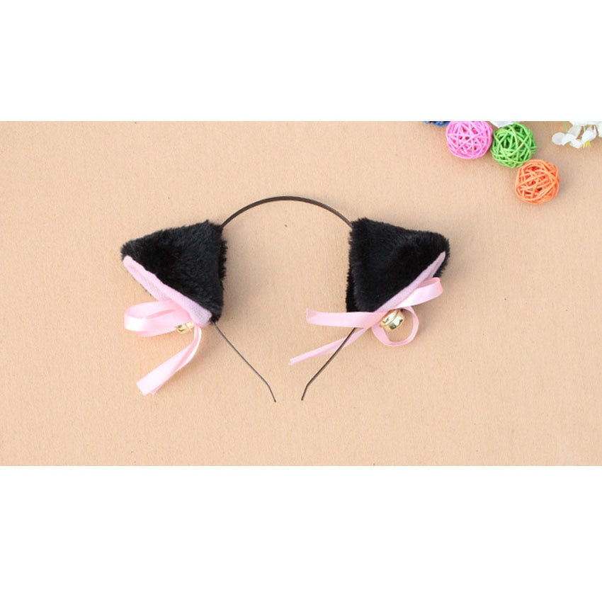 new anime neko cat cosplay fancy halloween costume accessory maid Free - Desire Lust Sex LoveHoney