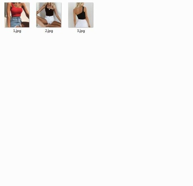 ZSIIBO Women Lady Female One Shoulder Crop Tops Sleeveless T-Shirt Free - Desire Lust Sex LoveHoney