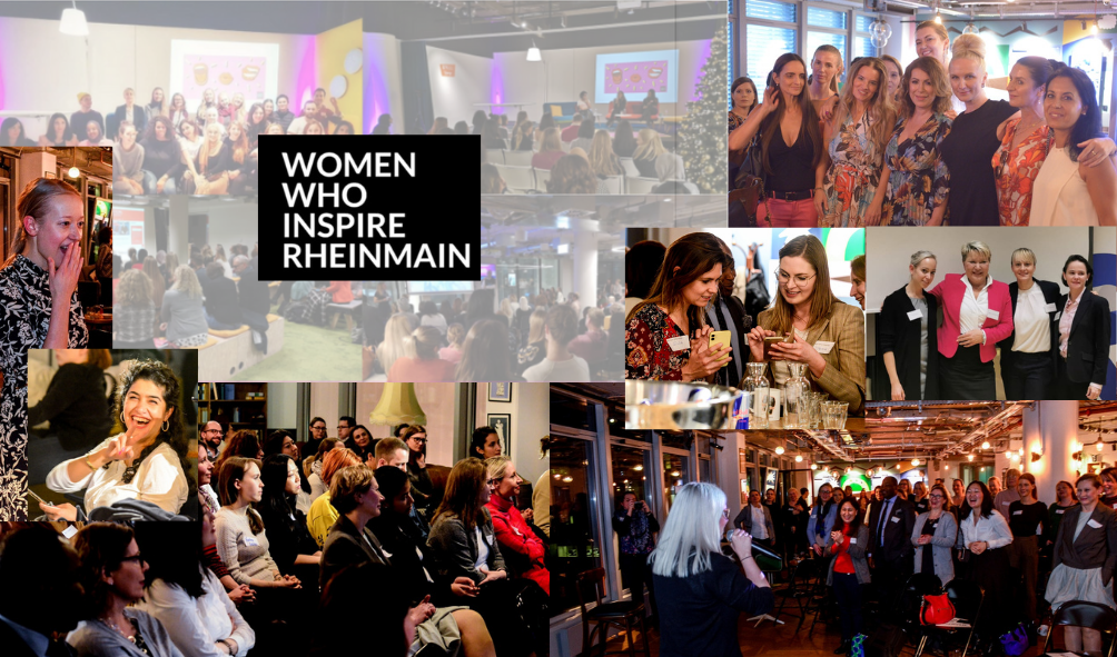 Women inspire Rheinmain