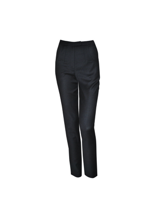 Cigarette Pants - Black