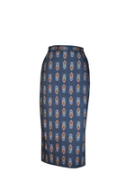 Pencil Skirt - Käferprint
