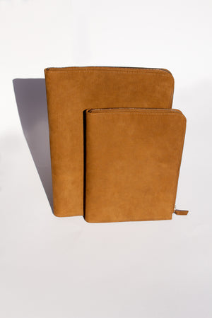 Notebook/Tablet Hülle - Upcycling Leder