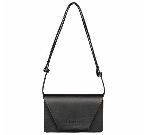 Vegan Hybrid Bag - black
