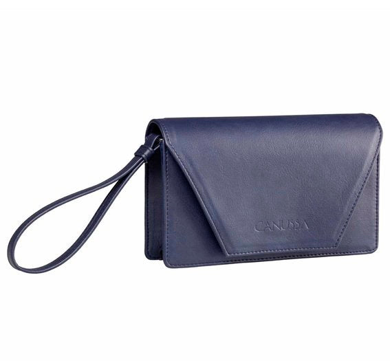 Vegan Hybrid Bag - navy