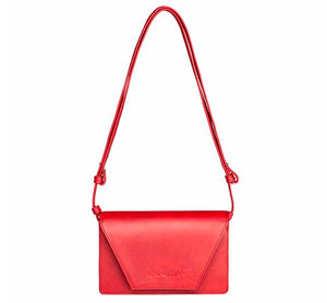 Vegan Hybrid Bag - red