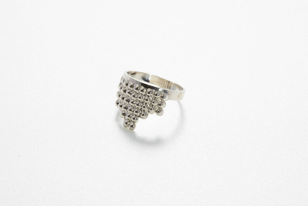 Ring Tusci Volterra - Silber 925
