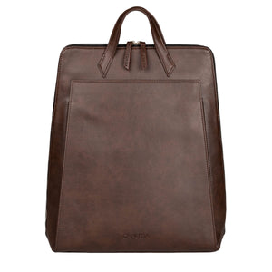URBAN Vegan Business Bagpack- Brown