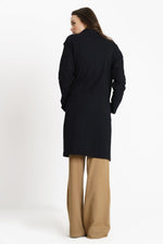 EILEEN Coat black