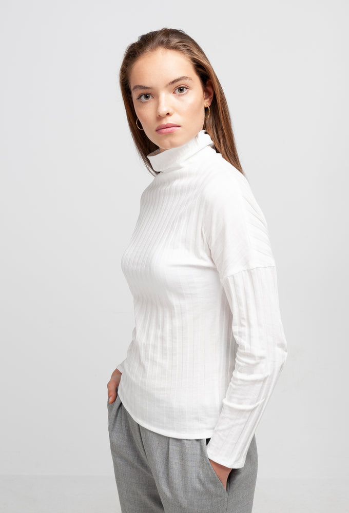 AUDREY Shirt white