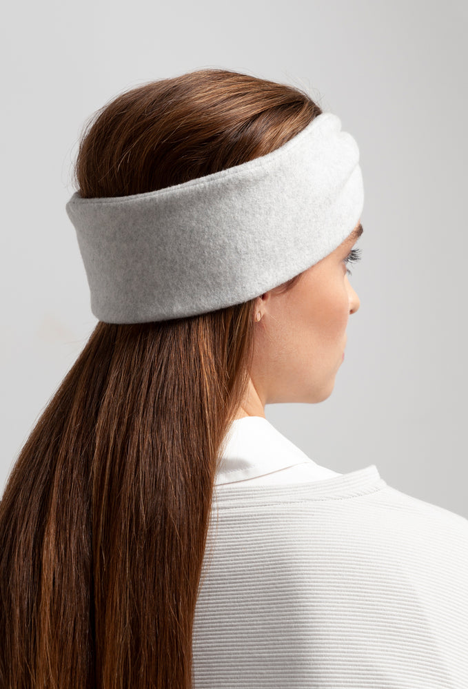 MIRIAM Headband dusty grey
