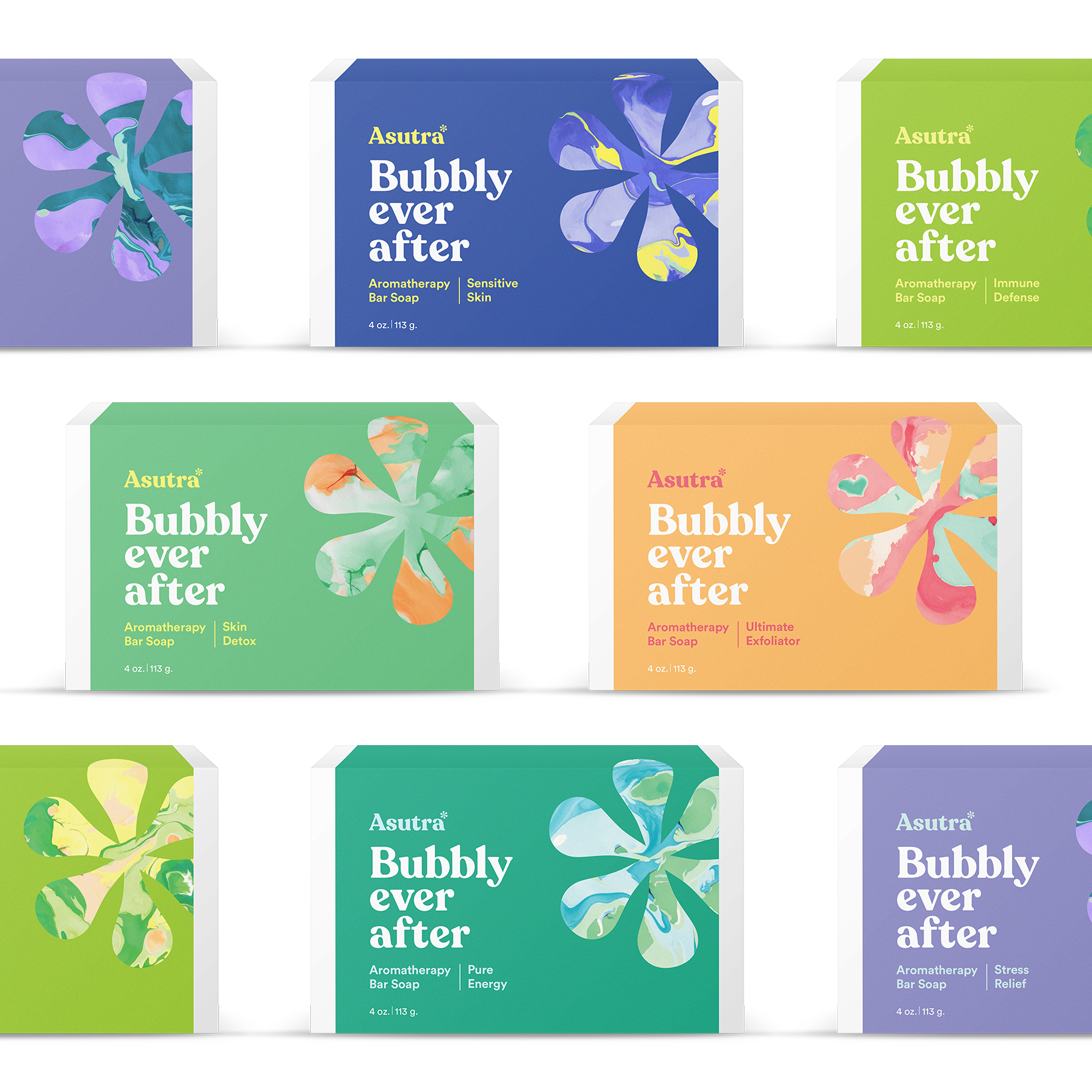 Bar Soap Variety Set, 6 Bars