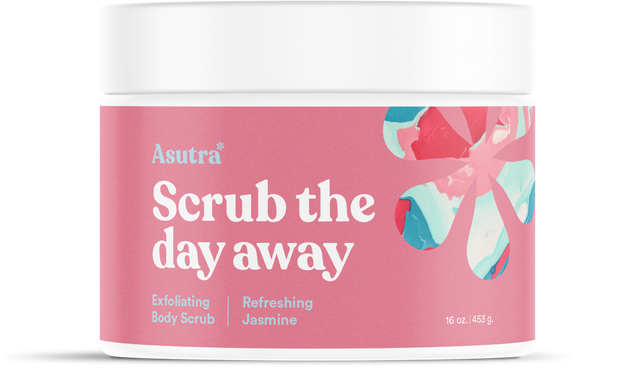 Refreshing Jasmine Body Scrub
