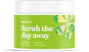 Uplifting Lemongrass Body Scrub