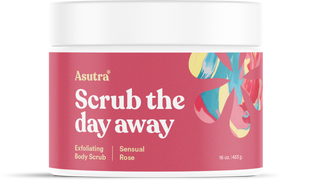 Sensual Rose Body Scrub