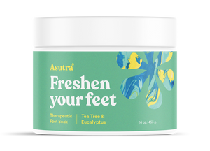 Eucalyptus & Tea Tree Foot Soak