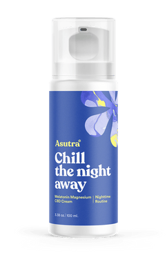 Asutra CBD Melatonin Lotion with Magnesium