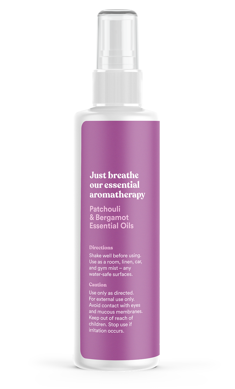 Instant Stress Relief Aromatherapy Mist