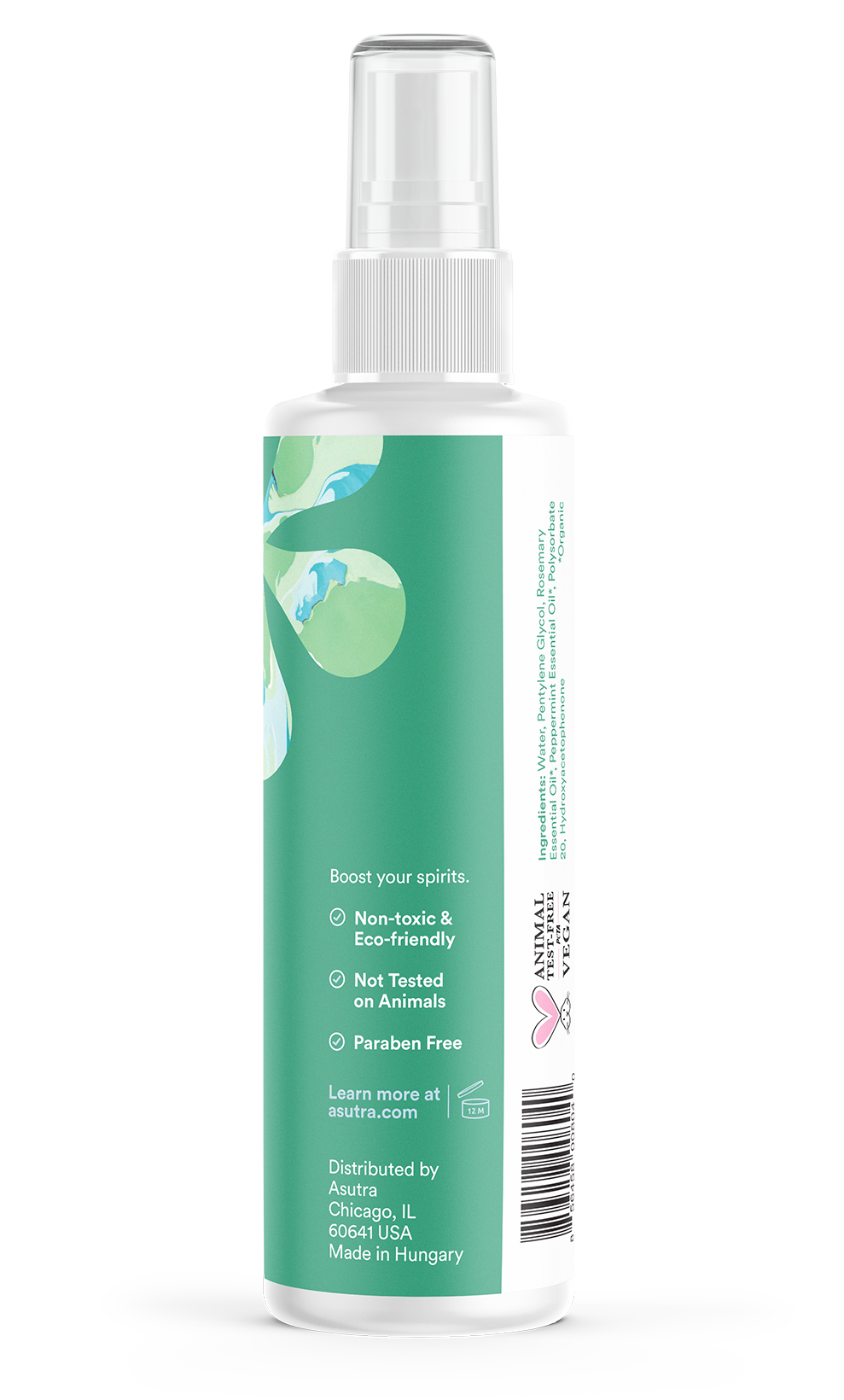 Ready Set Focus Aromatherapy Mist