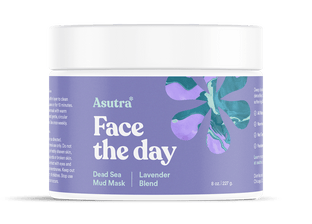 Lavender Dead Sea Mud Mask