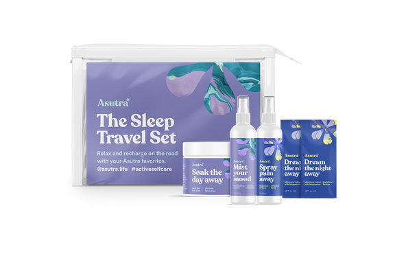 Sleep Travel Set