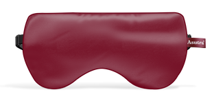 Silk Eye Pillow, Burgundy