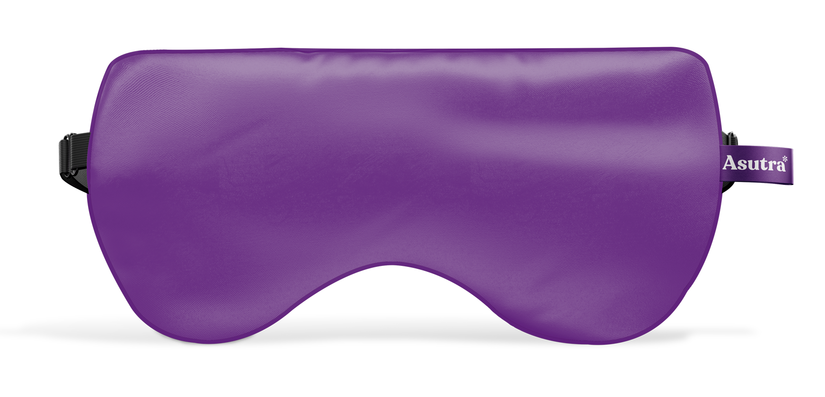 Silk Eye Pillow, Purple