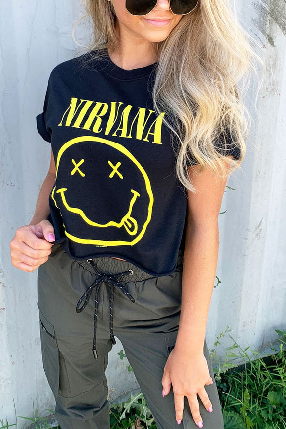 Nirvana Graphic Tee