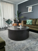 Load image into Gallery viewer, CONCRETE COFFEE TABLE ROUND (GRC) 100cm x 40cm HEIGHT®