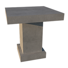 Load image into Gallery viewer, CONCRETE CAFE' DINING TABLES (GRC) 70cm SQUARE