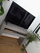 Load image into Gallery viewer, CONCRETE TV CONSOLE/UNIT 'HIGH' (GRC) 120CM