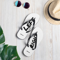 Left and Right Flip-Flops
