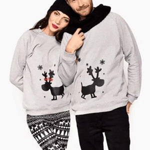 Hooded  Cutout  Cartoon Sweatshirts