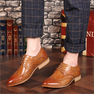 Men's Business Pointy Casual Shoes