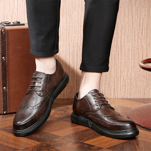 Men's Retro Business Casual Shoes