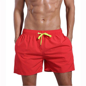 Casual Drawstring Loose Cooton Fast Drying Short Pants