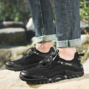 2019 Summer New Mesh Breathable Outdoor Casual Shoes