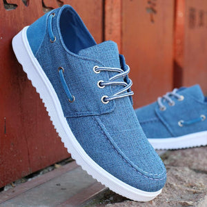 British low to help the trend of breathable lazy casual shoes