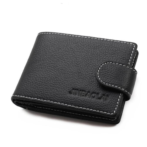 Men's Sample Style Zipper Card Bag Men's Leather Famous Brand High Quality Card Package