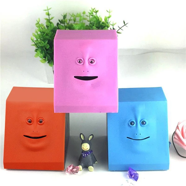 【Hot Sale Now】-2019  Newest Creative gift Face Bank (Buy 2 Free Shipping)