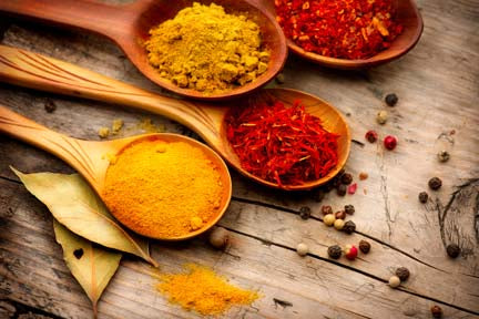 What is in your Spice Rack?