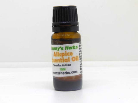 Allspice Essential Oil 10 ml, Therapeutic Grade