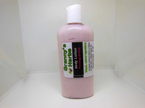 Pomegranate Lotion 8oz