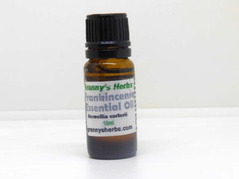 Frankincense Essential Oil 10 ml, Therapeutic Grade