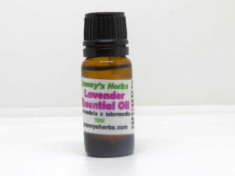 Lavender Essential Oil, Theraputic Grade 10ml